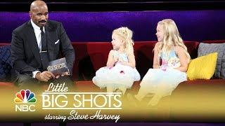 Little Big Shots - The Gigi Sisters (Episode Highlight)