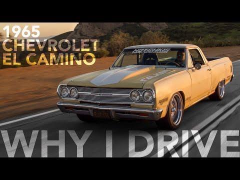 Autocrossing a 1965 Chevrolet El Camino | Why I Drive #19