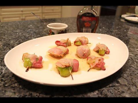 Bacon Wrapped Figs - OrsaraRecipes