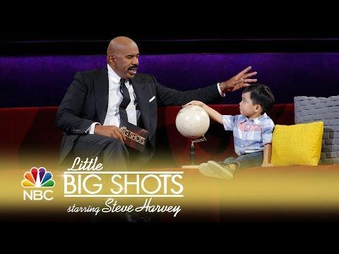 Little Big Shots - Four-Year-Old Geography Wiz (Episode Highlight)
