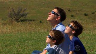 "Steve Hartman goes ""On the Road"" with his sons for the eclipse"