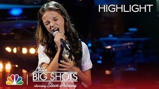 Little Big Shots - Soul Singer from Spain (Episode Highlight)