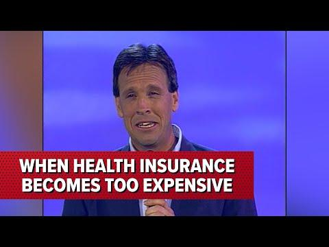 When Health Insurance Becomes Too Expensive | Jeff Allen #Video