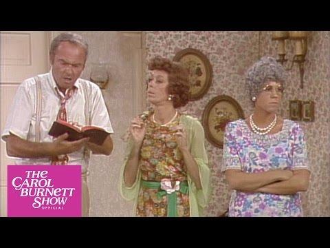 The Family: Brotherly Love From The Carol Burnett Show (full Sketch)