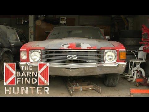 Barn Find Hunter | Savannah, GA