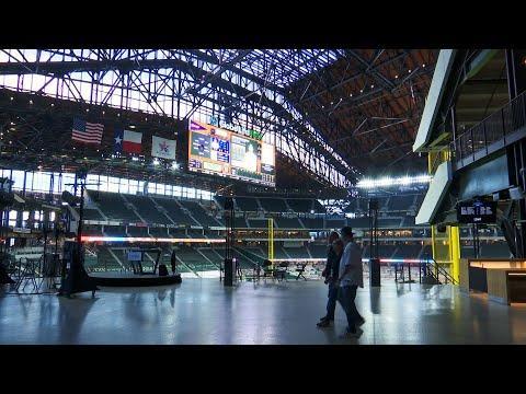 Texas Rangers Organist (Texas Country Reporter Video)