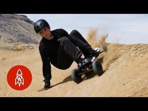Snowboarding Without the Snow