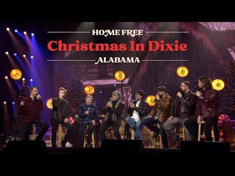 Home Free Video - Christmas in Dixie ft. Alabama LIVE