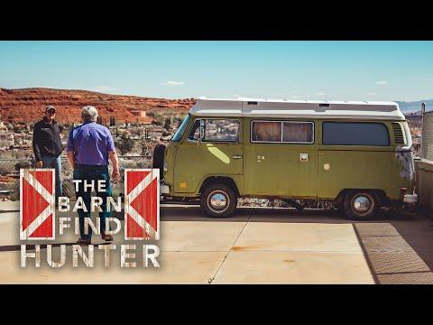 The woodie saves the day: One conversation leads to many finds  | Barn Find Hunter - Ep. 56