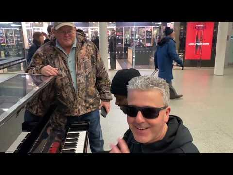 American In London Gets Played American Music