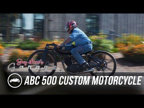 ABC 500 Custom Motorcycle - Jay Leno's Garage