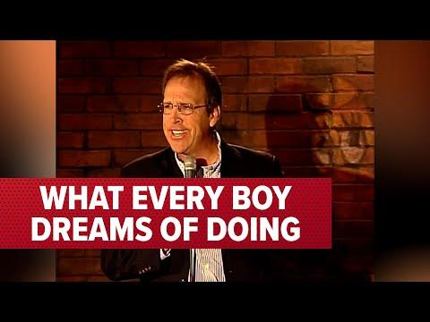 What Every Boy Dreams Of Doing Video | Comedian Jeff Allen