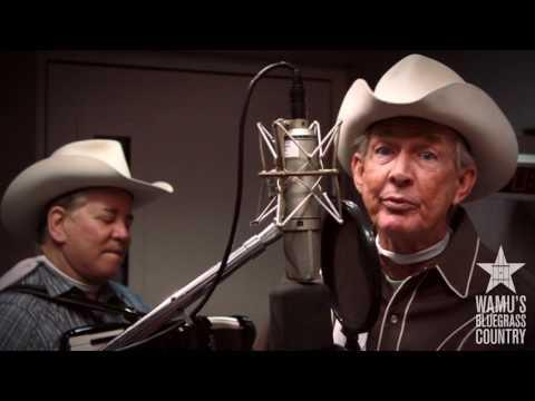 Riders in the Sky - Blue Bonnet Lady [Live at WAMU's Bluegrass Country]