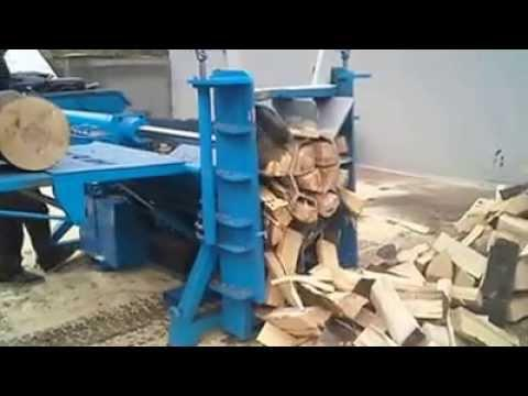 Get R Done Industrial Wood Splitter