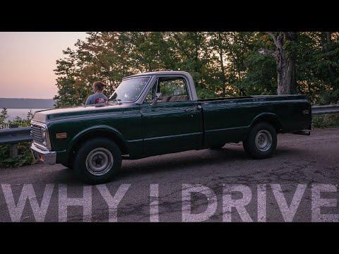 Life's about enjoying the ride for Kacy in her 1972 Chevy C-10 | Why I Drive #31