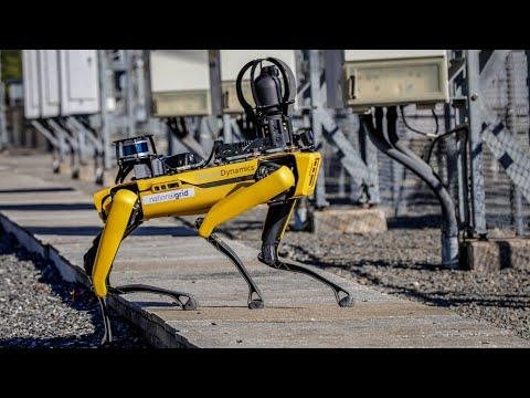 High Voltage Spot Inspections at National Grid #Video