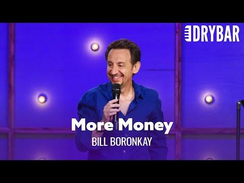When Your Girlfriend Makes More Money Than You Video. Comedian Bill Boronkay