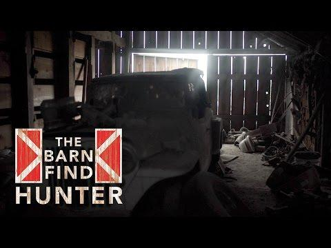 Barn Find Hunter | Episode 3 - Fresno, CA