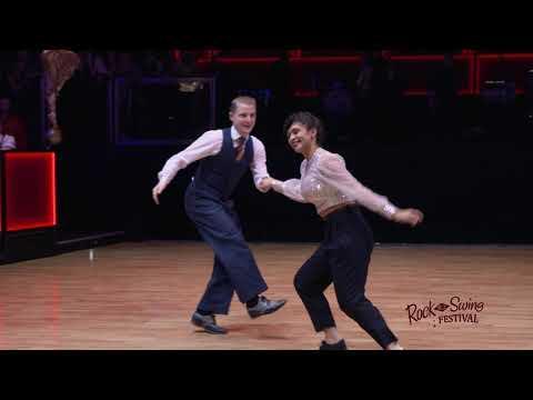 RTSF 2020 Rock That Swing Ball (Saturday) Lindy Hop – Harlem Jump – Mona & Rasmus