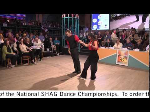 Krystal Bravo & Cody Edwards - 2014 NSDC NonPro Champions