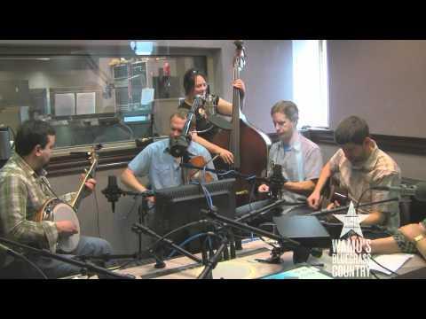 Foghorn Stringband - 16 Days 'Til Georgia [Live At WAMU's Bluegrass Country]