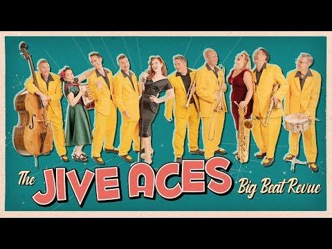 The Jive Aces - The Old Black Magic (Louis Prima and Keely Smith cover)
