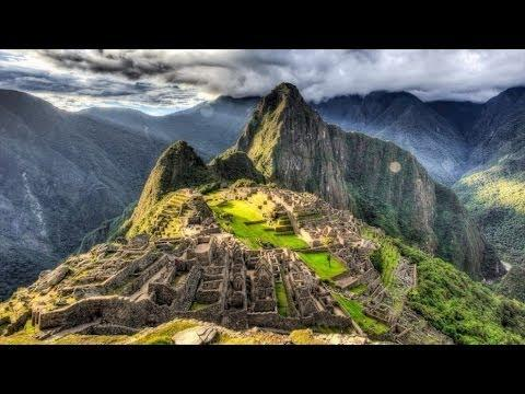 Road To Machu Picchu - Peru In 4K