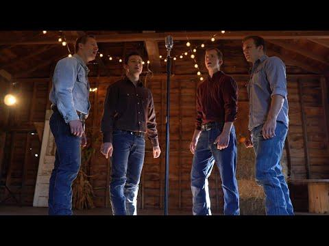 Leaning On The Everlasting Arms | Official Music Video |  Redeemed Quartet #Video