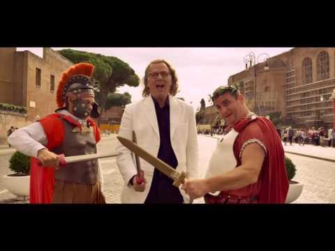 André Rieu About 'Arrivederci Roma'