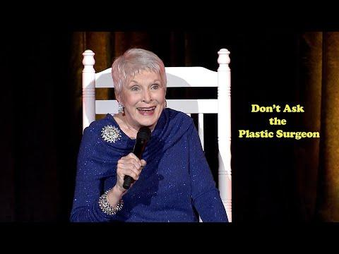 Jeanne Robertson | Don't Ask the Plastic Surgeon