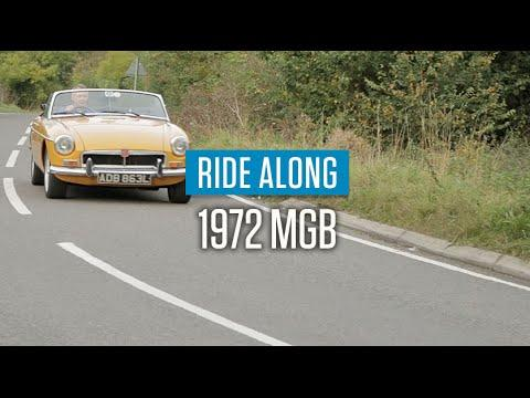 1972 MGB | Ride Along