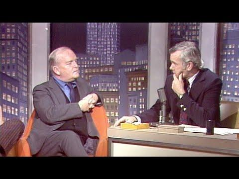 Truman Capote Talks About In Cold Blood on The Tonight Show Starring Johnny Carson, pt. 1