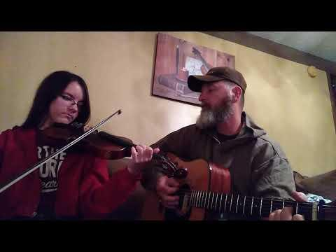 Cluck Old Hen on fiddle. #Video