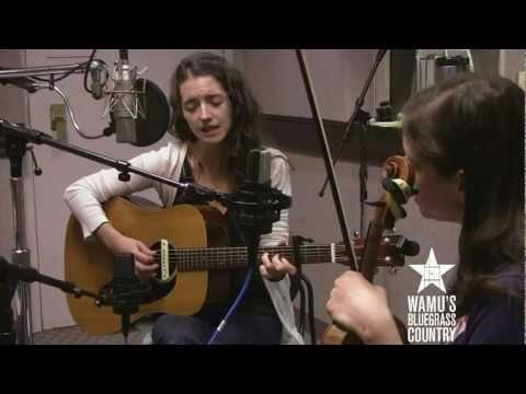 Michaela Anne - Willow Tree [Live At WAMU's Bluegrass Country]