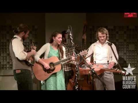 Lindsay Lou & The Flatbellys - Into Words [Live At WAMU's Bluegrass Country]