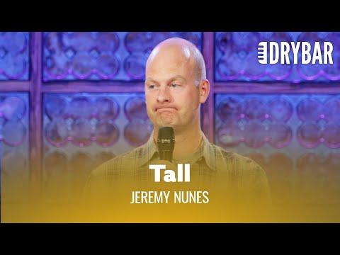 Stop Asking Tall People This Question. Comedian Jeremy Nunes
