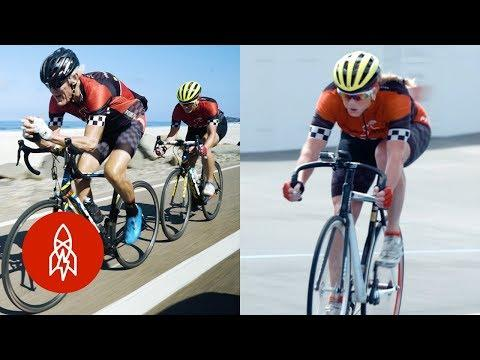 One Woman's Quest to Become the Fastest Bicyclist on Earth