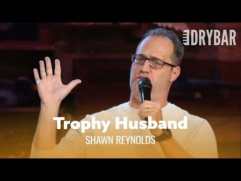 The Truth About Being A Trophy Husband. Shawn Reynolds
