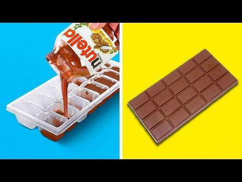 25 SURPRISING KITCHEN HACKS