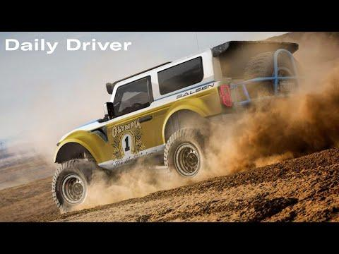 Big Oly Bronco Returns Video, C8 Frunk Problems, Race Cars To Watch At Auction - Daily Driver
