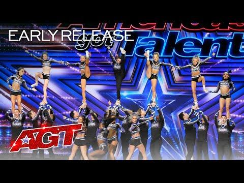 Texas Cheer Team CA Wildcats Soars High with AMAZING Routine Video! - America's Got Talent 2020