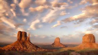 "Peaceful sounds in ""Canyon Winds"" CreationScapes 50 minutes"