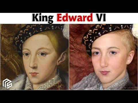 Historical Figures Recreated From Paintings Using Artificial Intelligence Video