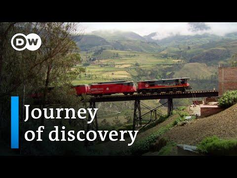 Traveling Ecuador by train | DW Travel Documentary #Video
