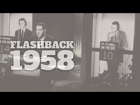 Flashback to 1958 - A Timeline of Life in America #Video