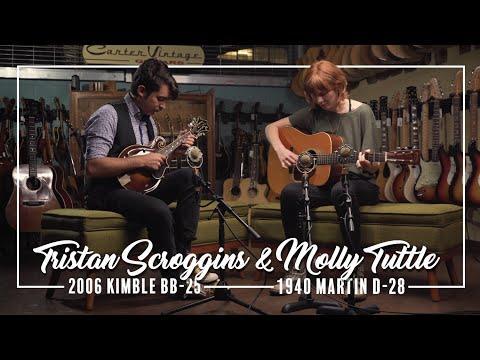 Tristan Scroggins & Molly Tuttle // Cherokee Shuffle