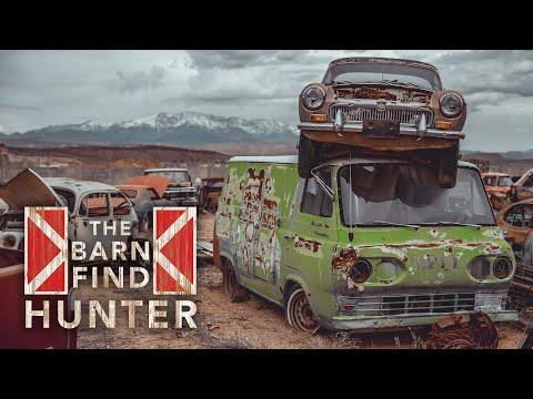 Rare glimpse inside Blake's Auto Salvage | Barn Find Hunter - Ep. 57