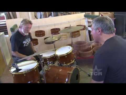 Brass Ball Drums (Texas Country Reporter)