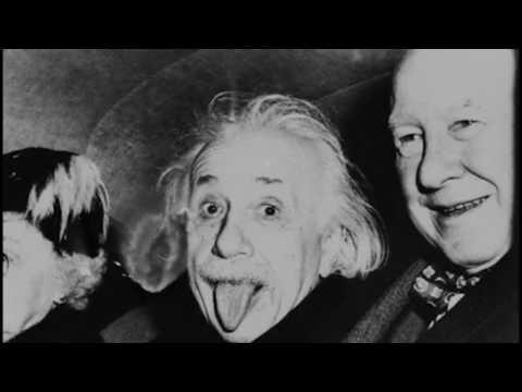 18 Photos Showing the Lighter Side of Albert Einstein Video