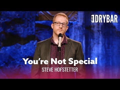 Having Children Doesn't Make You Special Video. Comedian Steve Hofstetter